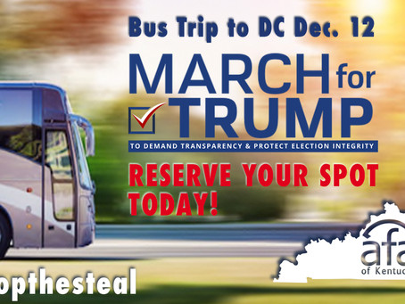 March for Trump in DC