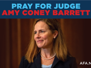 Tell the Senate to Confirm Judge Amy Coney Barrett to the United State Supreme Court