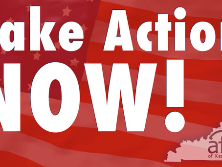 ACTION ALERT! Call Congress (202) 224-3121 to oppose the fraudulent election!