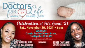 Doctors For Life Celebration of Life Dinner Event
