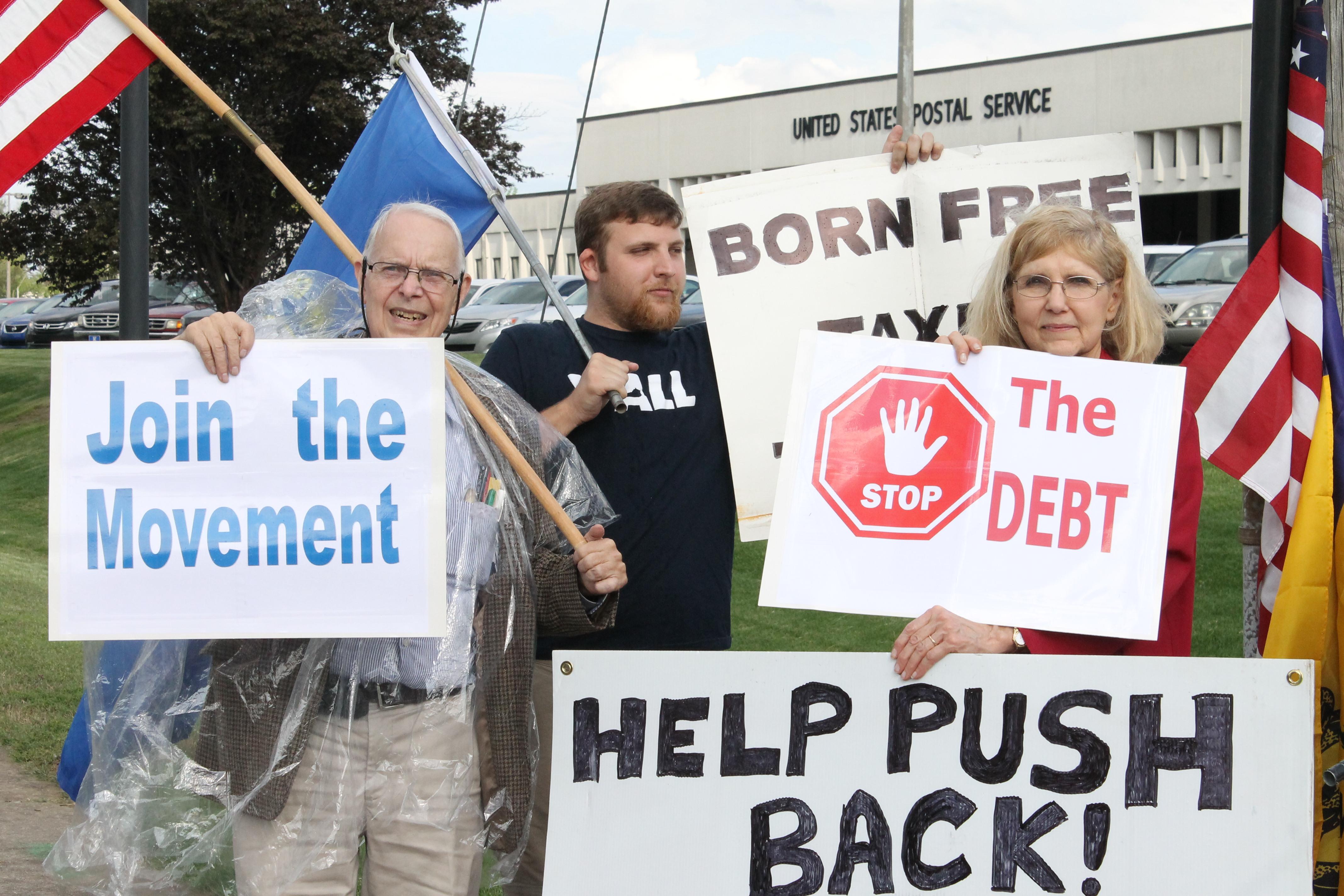 Stop the Debt