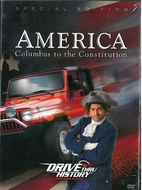 America: Columbus to the Constitution
