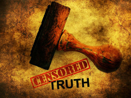 We are Censored for Truth.