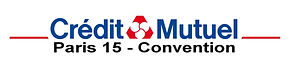 Logo CREDIT MUTUEL PARIS 15 CONVENTION 2