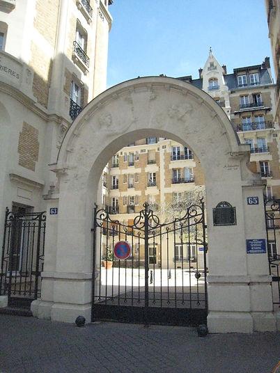21 -IMMEUBLES -  65 RUE DE L'AMIRAL ROUS
