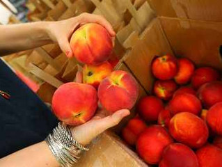 How to Pick the Best Peach