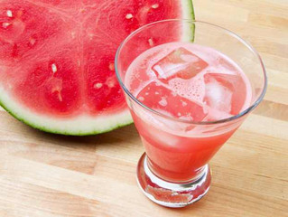 Drink Your Watermelon: 5 Great Recipes for Summer Sipping