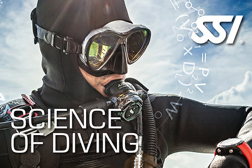 Science of Diving Certification