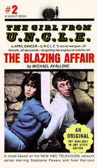 The Man from UNCLE - The Blazing Affair