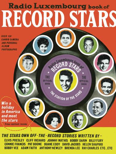Radio Luxembourg Record Stars