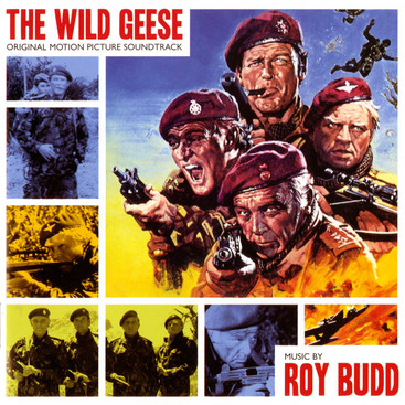 "Roy Budd ""The Wild Geese"""