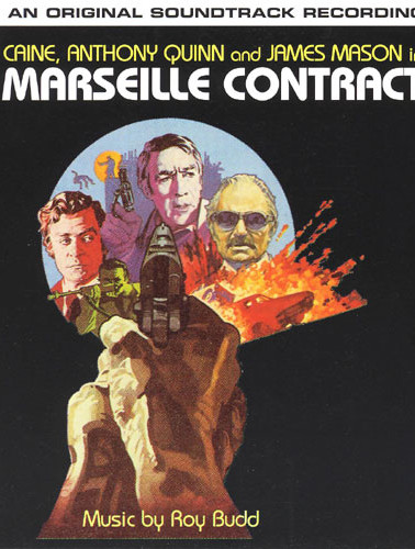 The Marseille Contract - Roy Budd