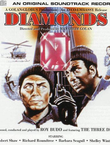 Diamonds - Roy Budd