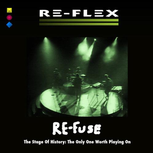 Re-Fuse CD Boxset (includes 6 Re-Flex albums)