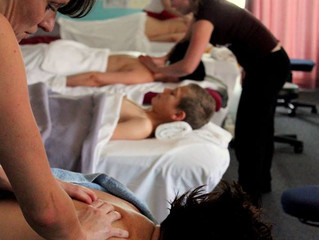 Introduction to Relaxation Massage - Night Class