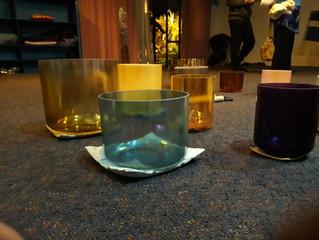 Crystal Class and Crystal Bowl Meditation