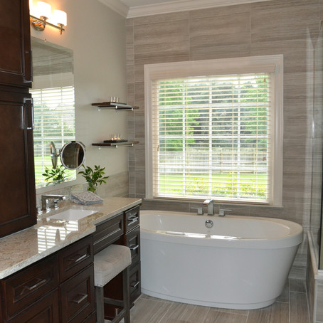 Master Bath - Redesigned with Purpose
