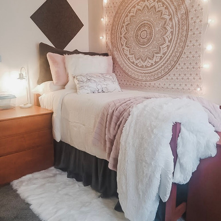 10 Tips for Creating the Perfect Dorm Room