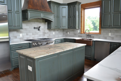 Hunting Lodge Kitchen