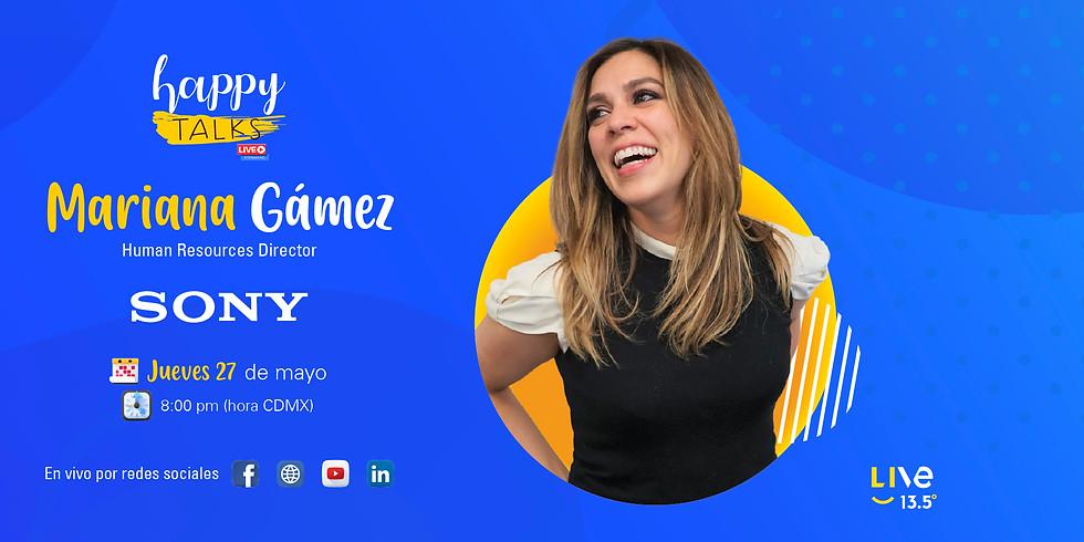 HAPPY TALK - MARIANA GÁMEZ