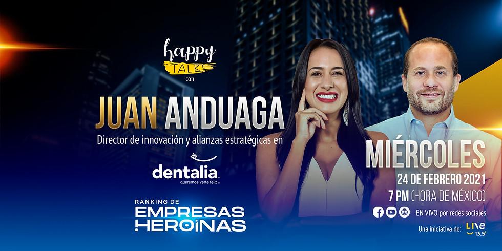 HAPPY TALK - JUAN ANDUAGA