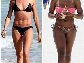 Szerinted lesz valaha Serena Williams olyan szálkás, mint Cameron Diaz?