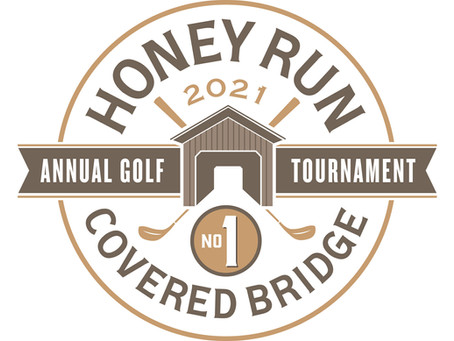 APRIL 2021 - REGISTRATION IS NOW OPEN FOR THE 1ST ANNUAL HONE RUN COVERED BRIDGE GOLF TOURNAMENT!