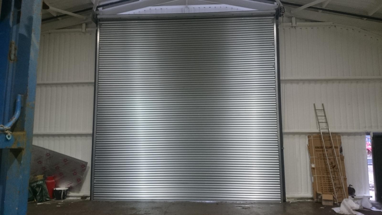 Industrial Roller Shutter Doors Andover Hampshire