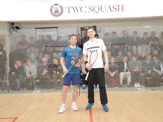 The Wimbledon Club Squash Squared Open $35k PSA Tournament