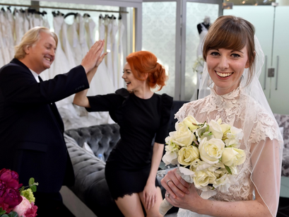 How to get the most from your Bridal Stylist!