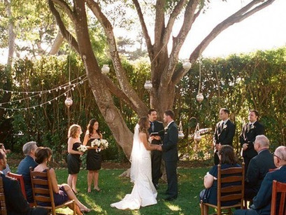 Your ceremony... Church, hotel, home or abroad?