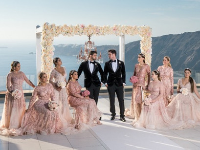 Groomsmaids & Bridesmaids: Their role and how they complement and support your Wedding…