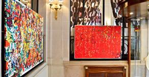 Soirée Argentine : Hôtel Raphaël Paris