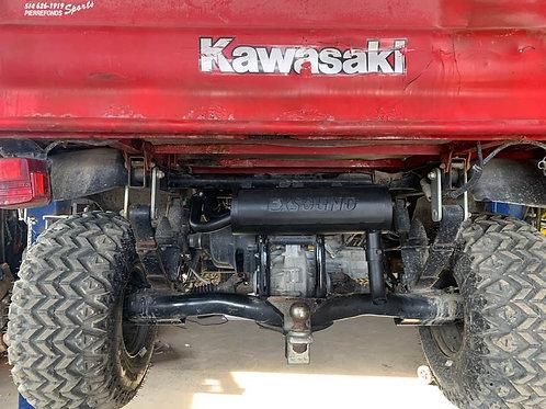 Silencieux de remplacement Kawasaki MULE -550