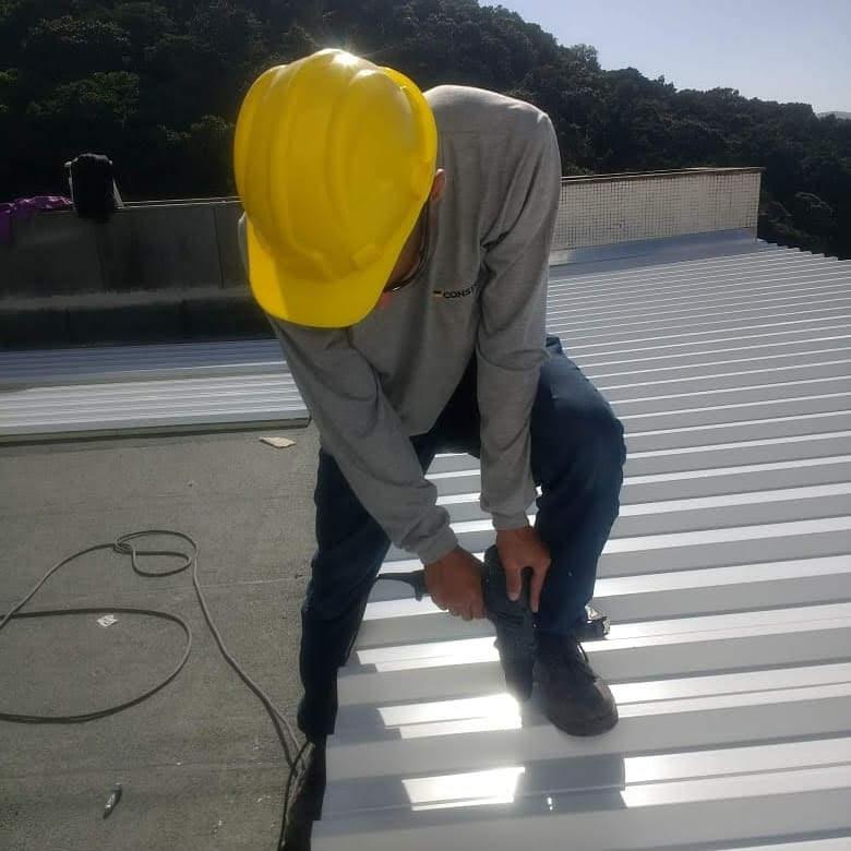 Telhado - Construd