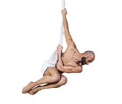 flying yoga dance 01