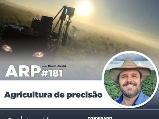 ARP#181 - Agricultura de precisão