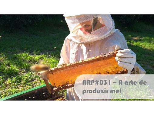 ARP#031 - A arte de produzir mel