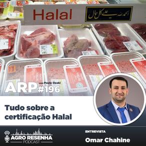 ARP#196 - Tudo sobre a certificação Halal