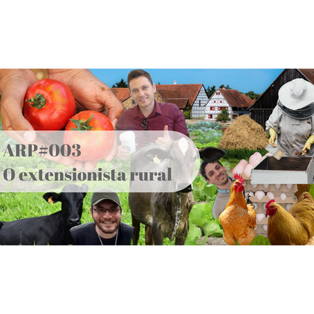 ARP#003 - O extensionista rural