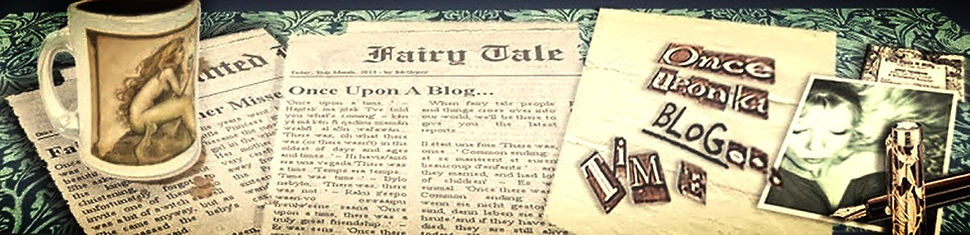 Once Upon a Blog Fairy Tale News