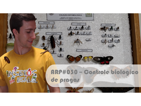 ARP#030 - Controle biológico de pragas