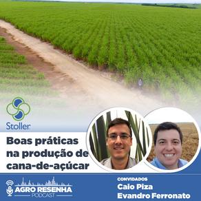 Stoller #02 - Boas práticas na produção de cana-de-açúcar