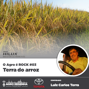 O Agro é ROCK #03 - Terra do arroz