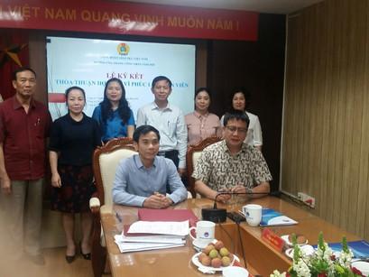 Công ty Elemento Việt Nam ký thỏa thuận hợp tác vì phúc lợi đoàn viên công đoàn ngành Giáo dục VN
