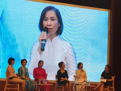 Hội thảo Kết nối công nghệ với sản xuất kinh doanh hiệu quả cho các doanh nghiệp do nữ làm chủ