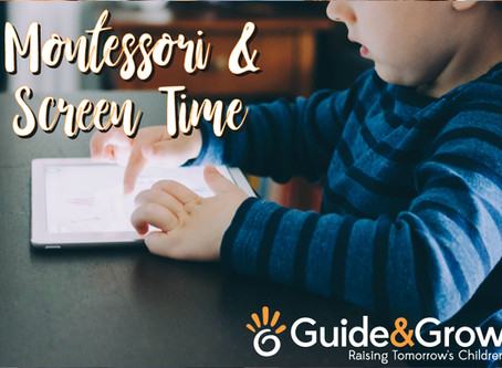 Montessori & Screen time