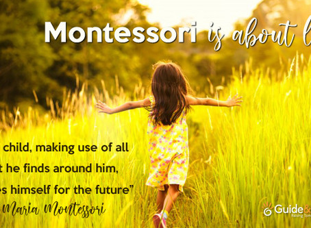 Montessori Without the Materials: It Can Be Done!