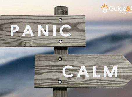 How to stay calm in the midst of adversity