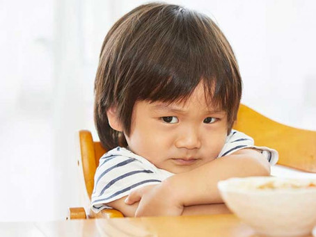 Montessori and Mealtimes